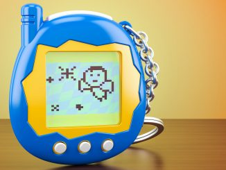Tamagotchi economy and virtual pet collectors