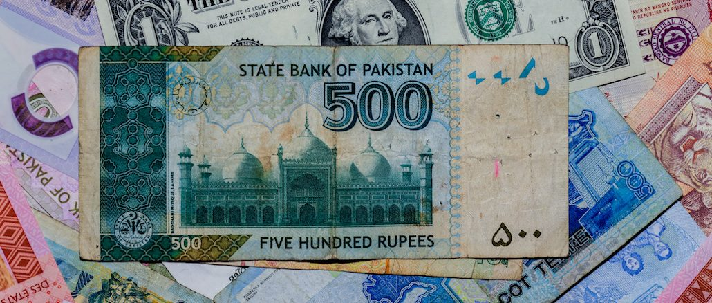 Underground economy in Pakistan and developing countries