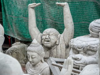 Social unrest in Myanmar