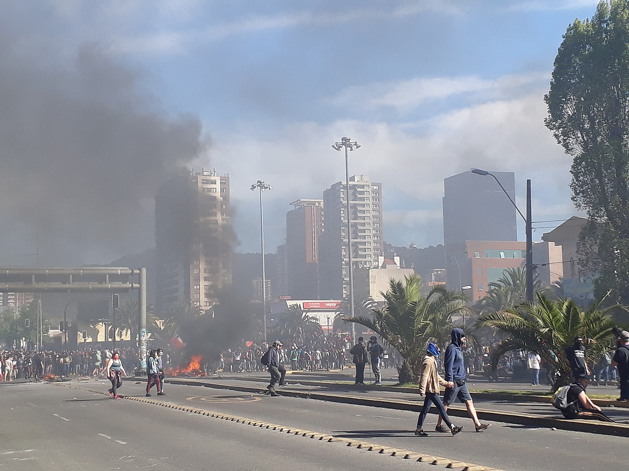 Chile: An exhausted country plunged into chaos